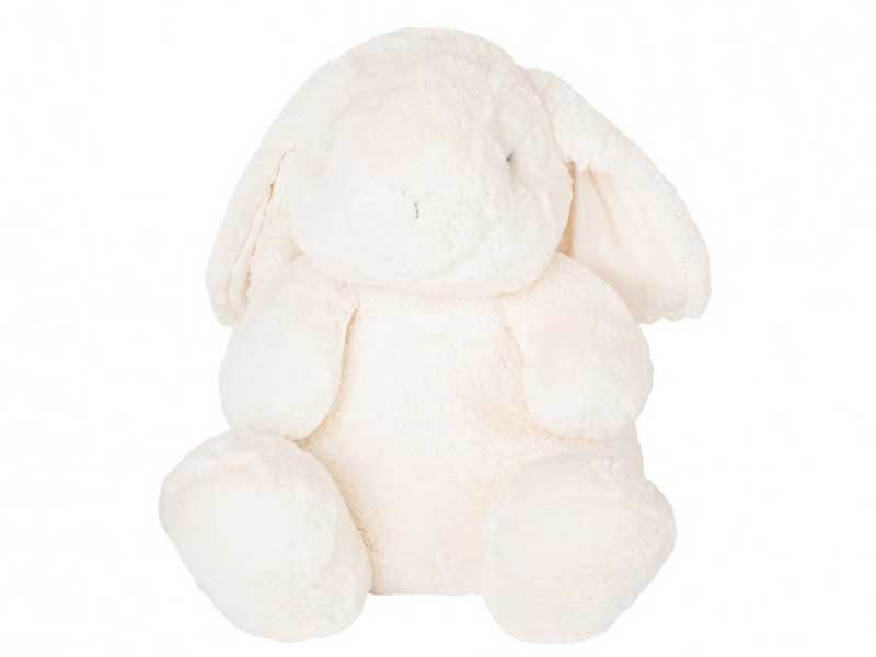 Soft rabbit toy by Bonpoint at Boutique 1 available at Mall of the Emirates