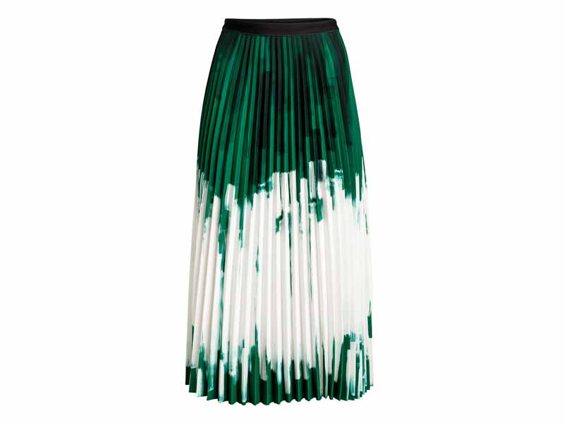 Pleated skirt by H&M Bahrain