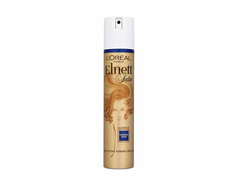 L'Oréal Elnett Satin Hairspray at Carrefour Bahrain