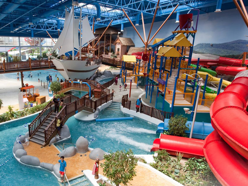 The best waterpark in Bahrain