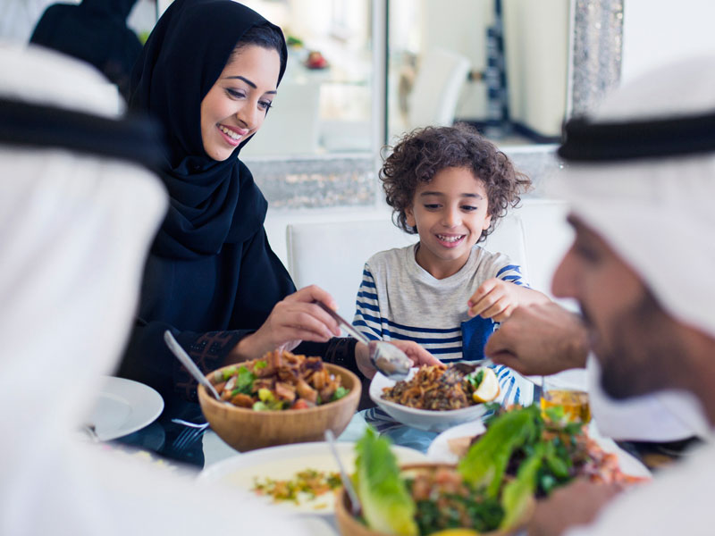 Restaurants in Bahrain that children will love