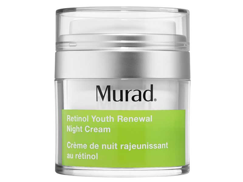 Murad Retinol Youth Renewal Night Cream available at Harvey Nichols Dubai in Mall of the Emirates