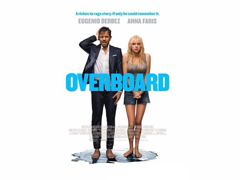 Watch 'Overboard' at VOX Cineco in Bahrain
