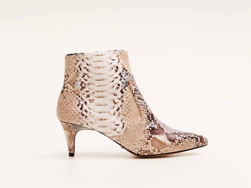 finest selection 754ac ba8a0 Snake print boots by Mango, available at Mall of the Emirates and City  Centres