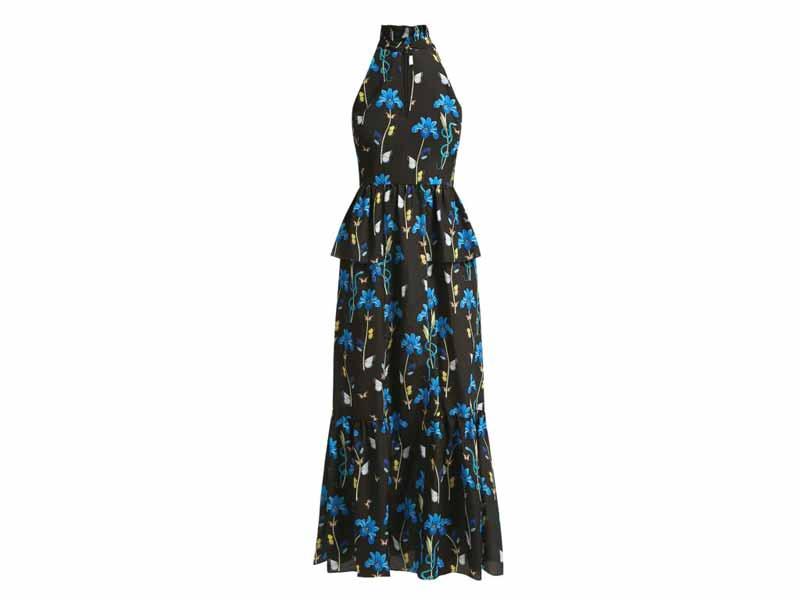 85cbb6de499f6 فستان مطبَّع بالزهور، تصميم بورجو دو نوار لدى بوتيك 1، مول الإمارات