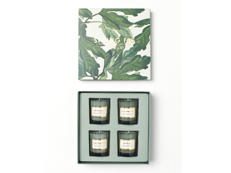 Scented candle set by H&M Home available at City Centre Bahrain