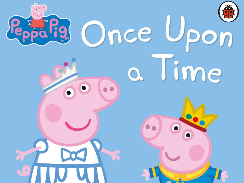 Peppa Pig: Once Upon a Time audiobook at Virgin Megastore in Bahrain