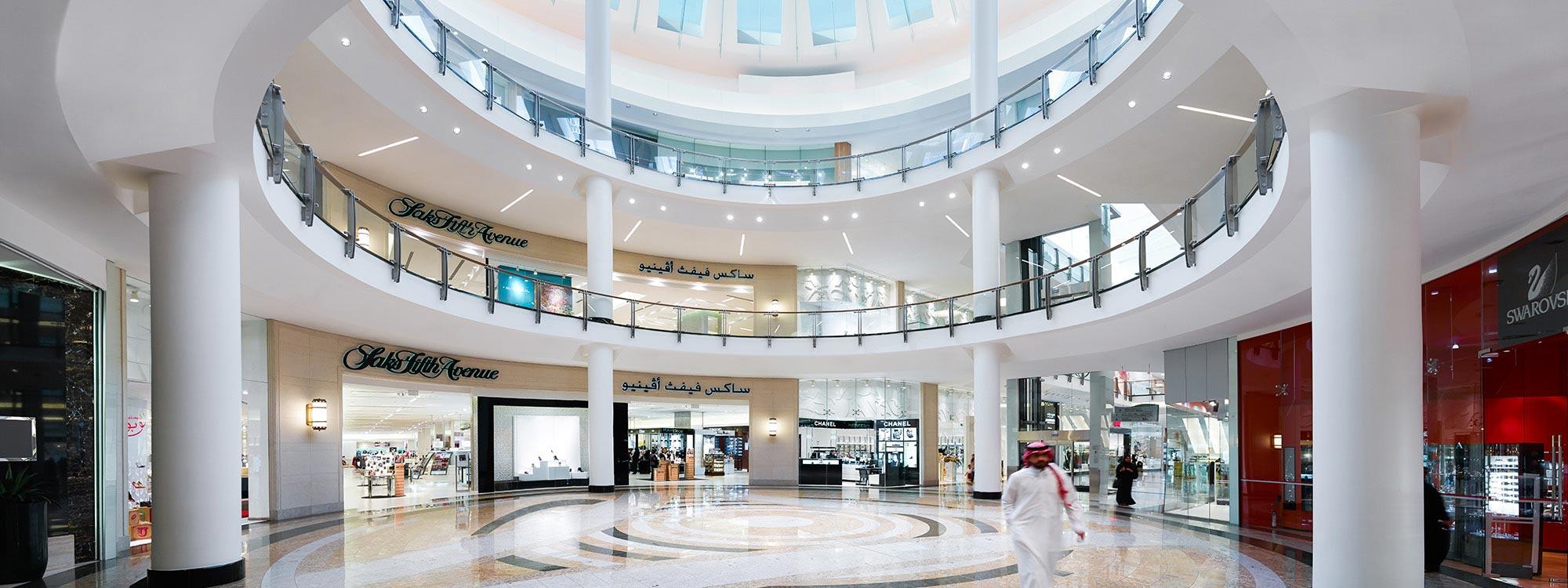 City Center Mall Renovation