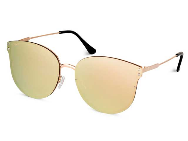 Mirrored sunglasses available at H&M at City Centre Bahrain