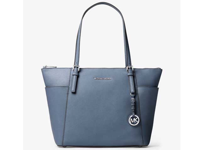 Leather Tote Bag available at Michael Kors at City Centre Bahrain