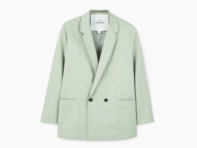 Shop for double-breasted jacket from Mango at City Centre Bahrain