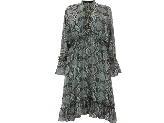 Shop for printed chiffon dress by Karen Millen at City Centre Bahrain