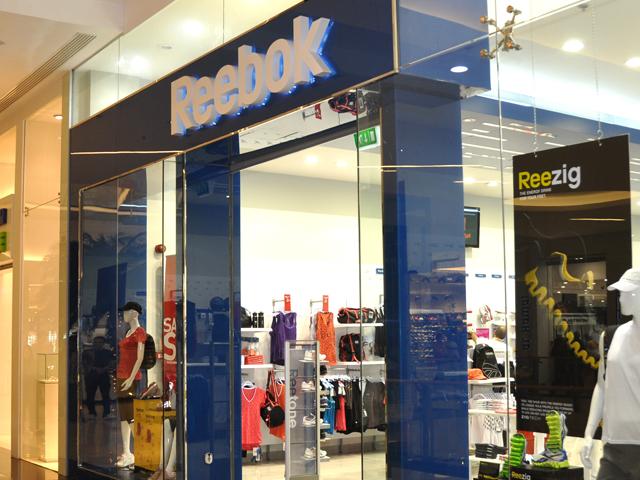 Reebok In Bahrain City Centre Bahrain
